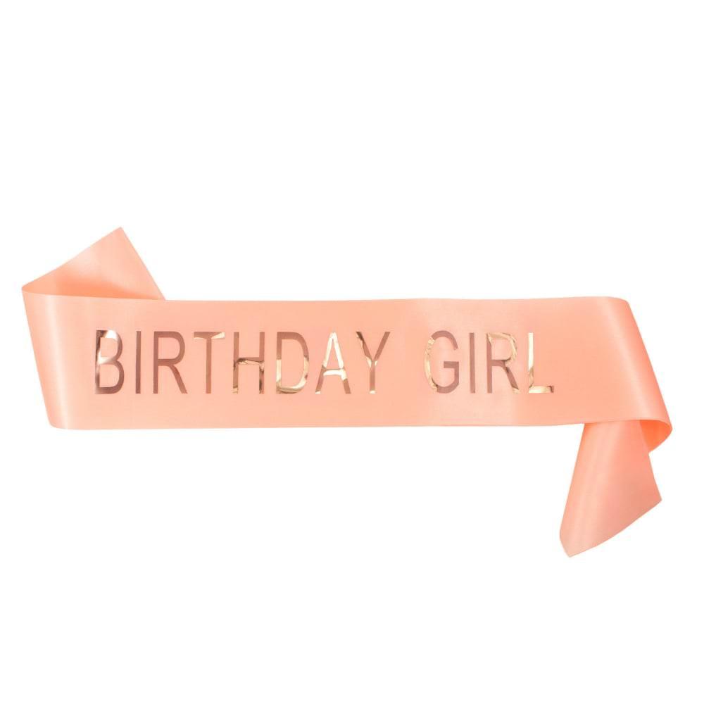Geburtstag // 18 Jubiläum Geburtstag Feier Party Happy Birthday Schärpe 18