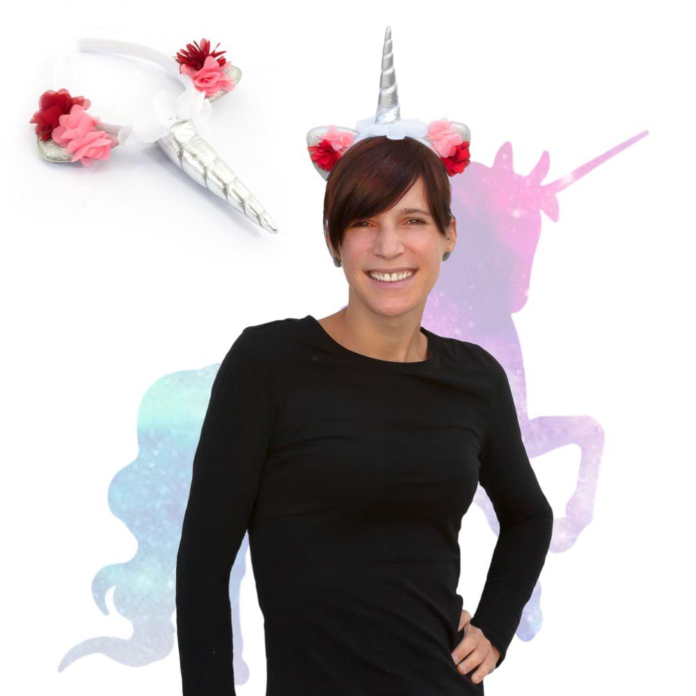 haarreifen einhorn haarreif unicorn fasching karneval jga. Black Bedroom Furniture Sets. Home Design Ideas