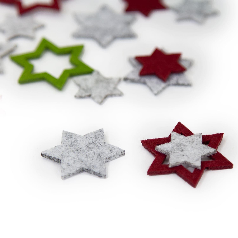 Sterne weihnachtsdeko