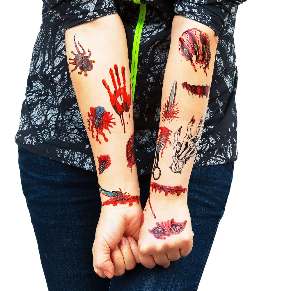 Bemerkenswert Tattoo Folie Entfernen Das Beste Von