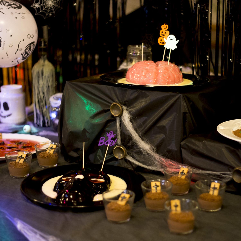 6 Halloween Topper Holzsticker Kuchen Cupcake Halloween Deko Aufsatz