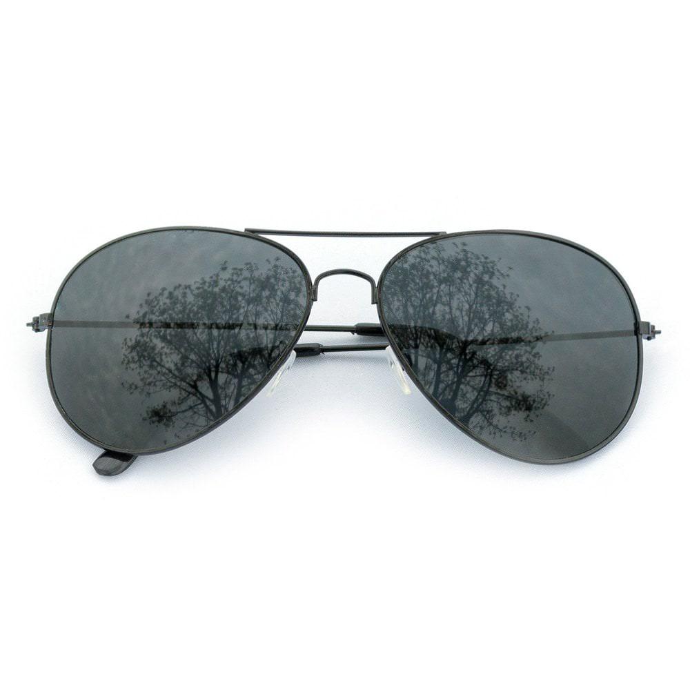 pilotenbrille sonnenbrille herren damen flieger schwarz. Black Bedroom Furniture Sets. Home Design Ideas