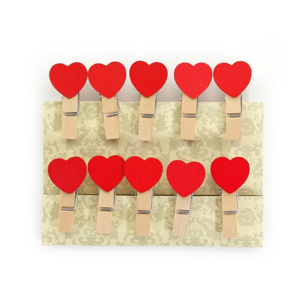 w/ählbar Einh/örner Oblique-Unique/® Kleine Mini Holz W/äscheklammern Holzklammern Deko Klammern mit Motiv