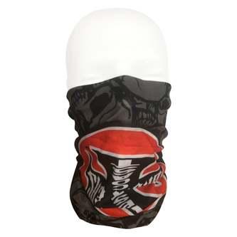 Multifunktionstuch Schlauchtuch Halstuch Motorrad - Skull Up
