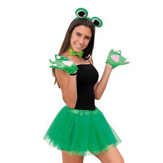 Haarreifen Frosch Augen Haarreif Froschkostüm Fasching Karneval