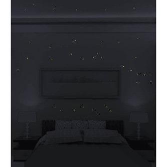 Leuchtpunkte / -sterne