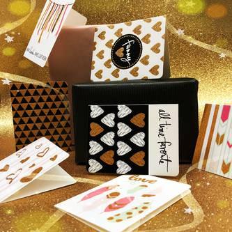 10 Grußkarten mit Umschlag Geburtstag JGA Hochzeit Party Weihnachten