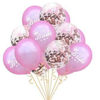 Luftballons Junggesellinnenabschied