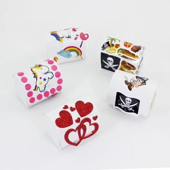 Mini Kisten Schatzkisten Schatztruhen Basteln Bemalen Dekorieren weiß