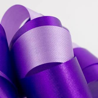Geschenkschleife mit Geschenkband Groß Deko Schleifen - lila
