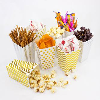 Popcorn Schachteln