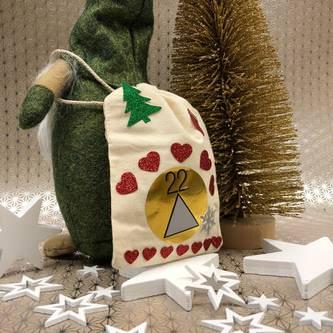 18 Holz Sterne Holzdeko Weihnachtsdeko Tischdeko Weihnachten - weiß