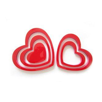 3D Herzen